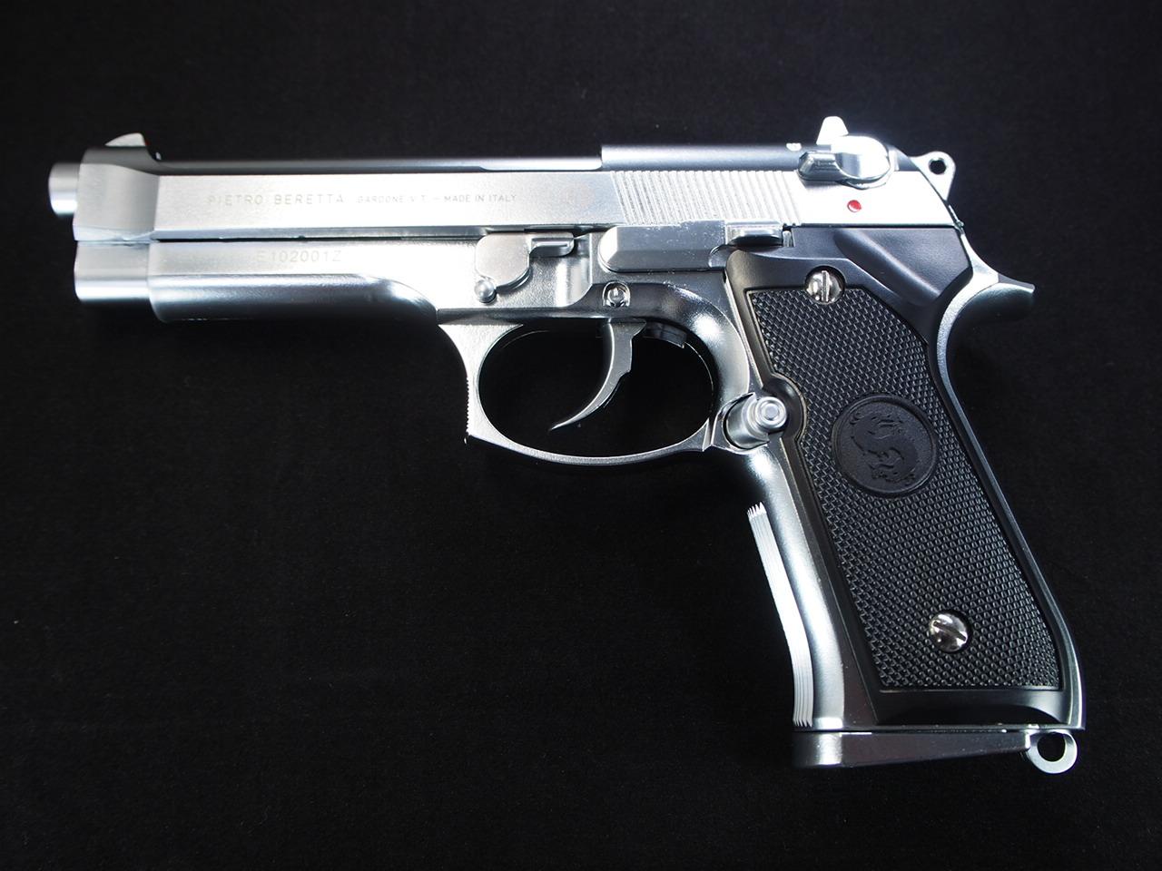 LS ベレッタ M92FS (SV)