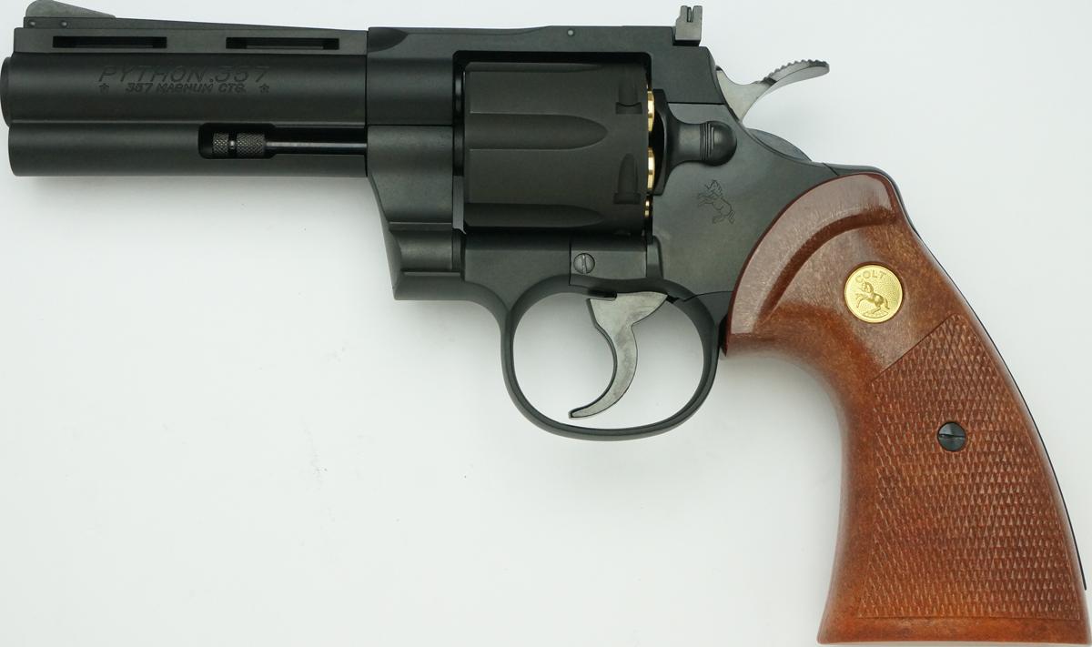 COLT パイソン .357Magnum  R-model 4inch  HW モデルガン