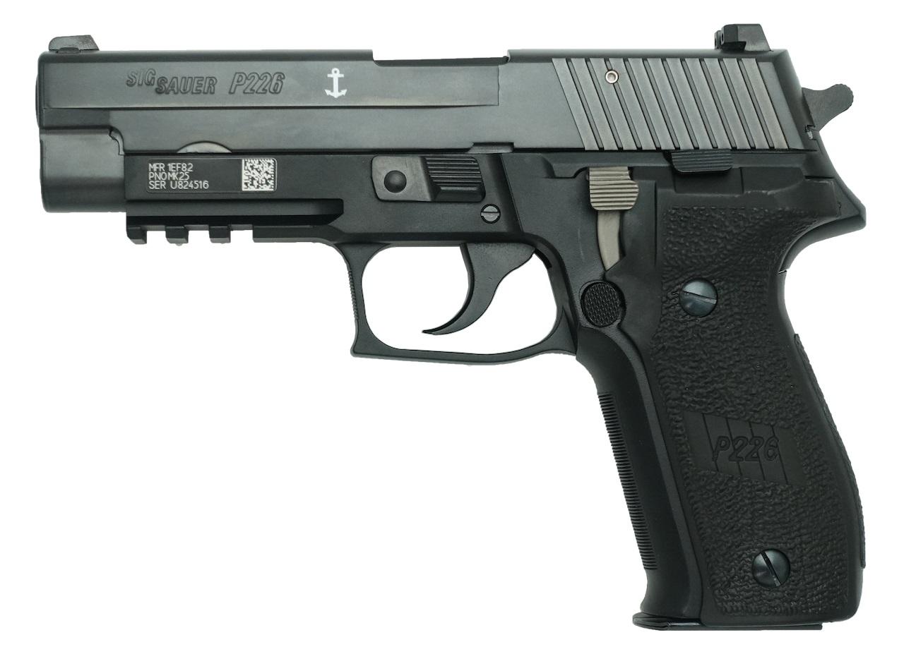 タナカ SIG P226 Mk25 EVO2 frame HW モデルガン