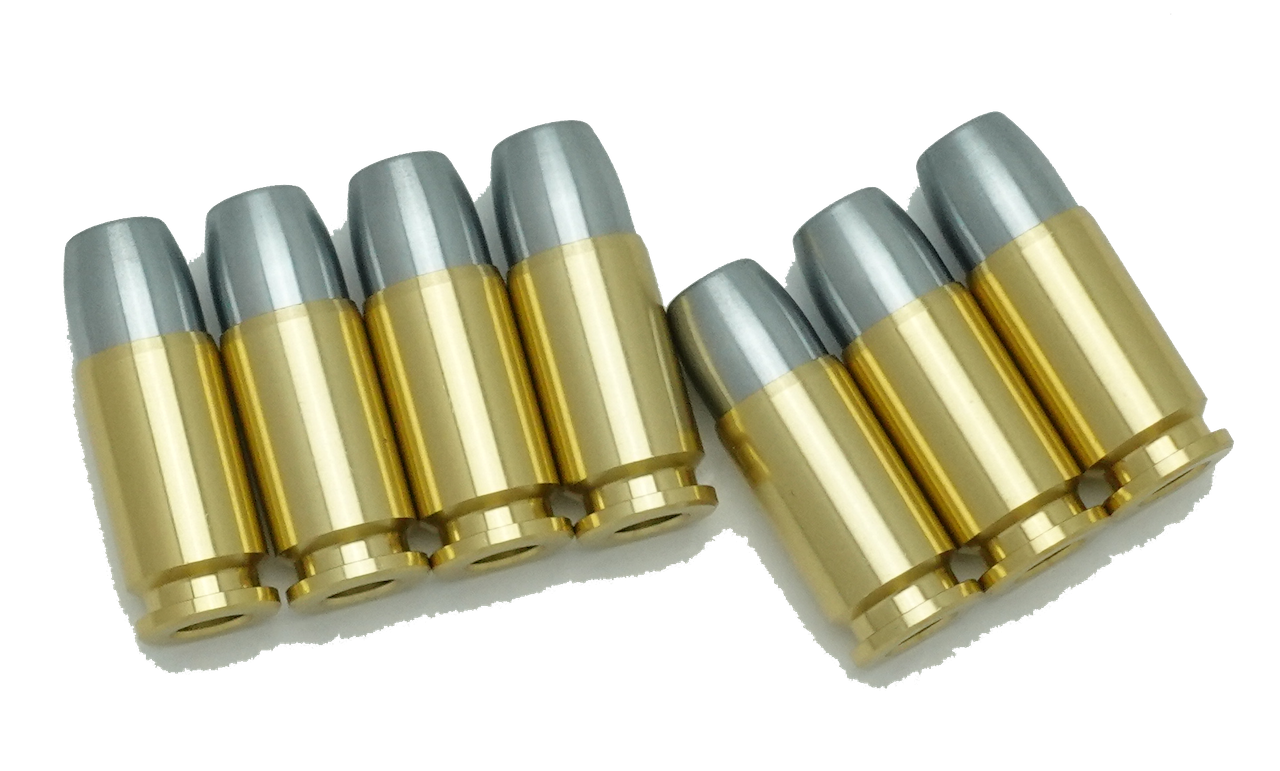 タナカ 9mm Parabellum Wキャップ・カートリッジ