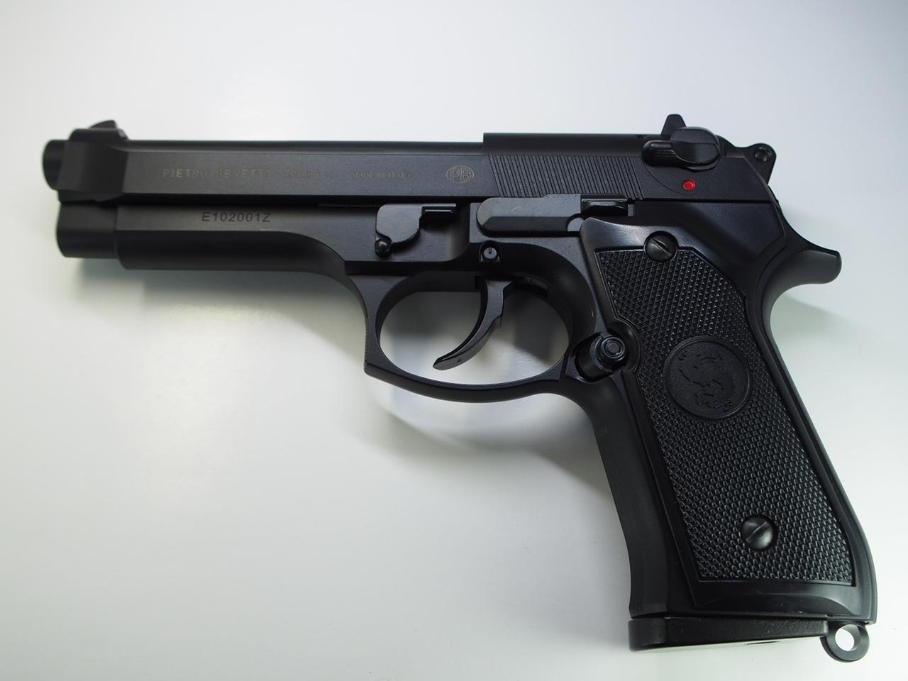 LS ベレッタ M92FS (BK)
