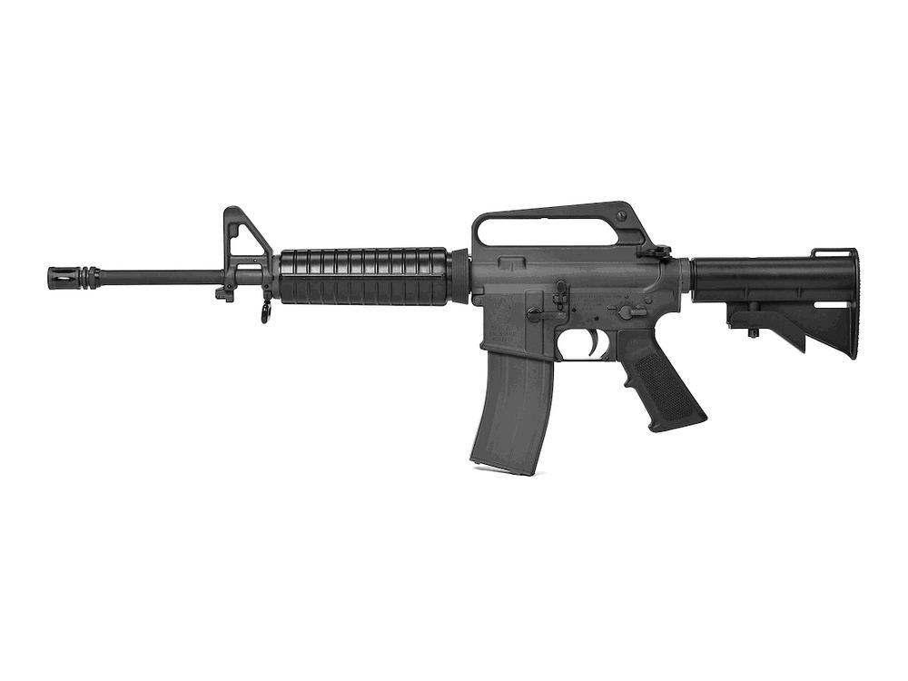 CAR M16A2 Carbine Mod.723 Early GBBR (Limited Edition)