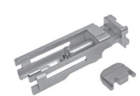 COWCOW 東京マルイ Glock19対応 アルミ軽量ブリーチ