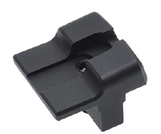 COWCOW 東京マルイ Glock19対応 T1G アルミリアサイト