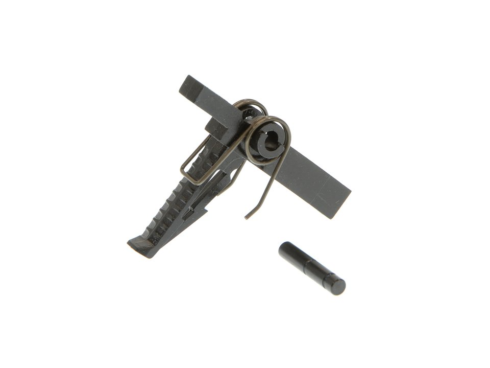 CRUSADER SteelMatchコンペティショントリガー/VFC M4GBB対応 (BK)