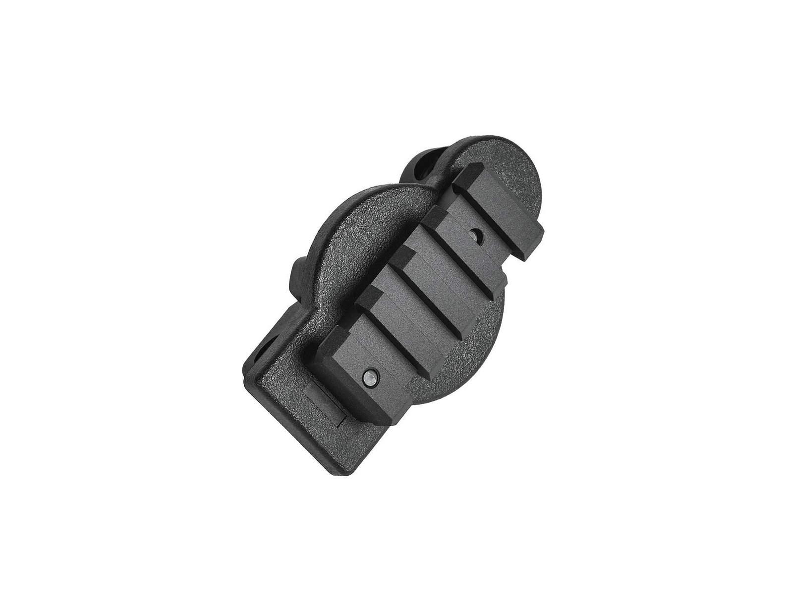 CRUSADER VFC/Umarex MP5K GBB用 ピカティニーレールストックアダプター