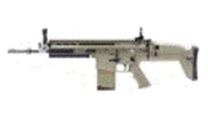 【JPバージョン】CyberGun FN SCAR-H GBB FDE