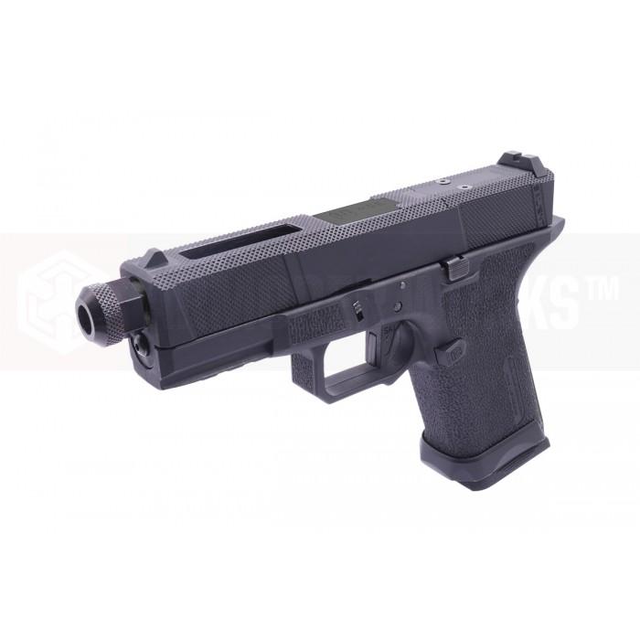 EMG SAI BLU Compact GLOCKカスタム IronGrey [ガスガン]