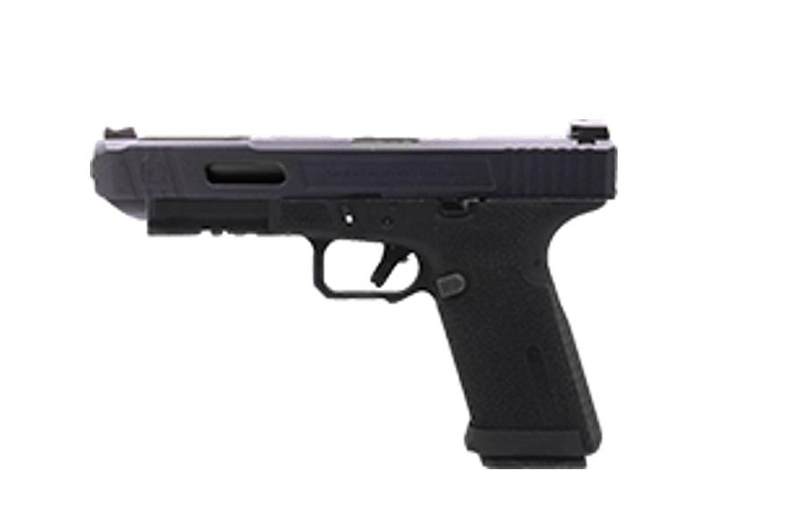 EMG SAI Tier One Competition Pistol GLOCKカスタム/Blackバレル [ガスガン]