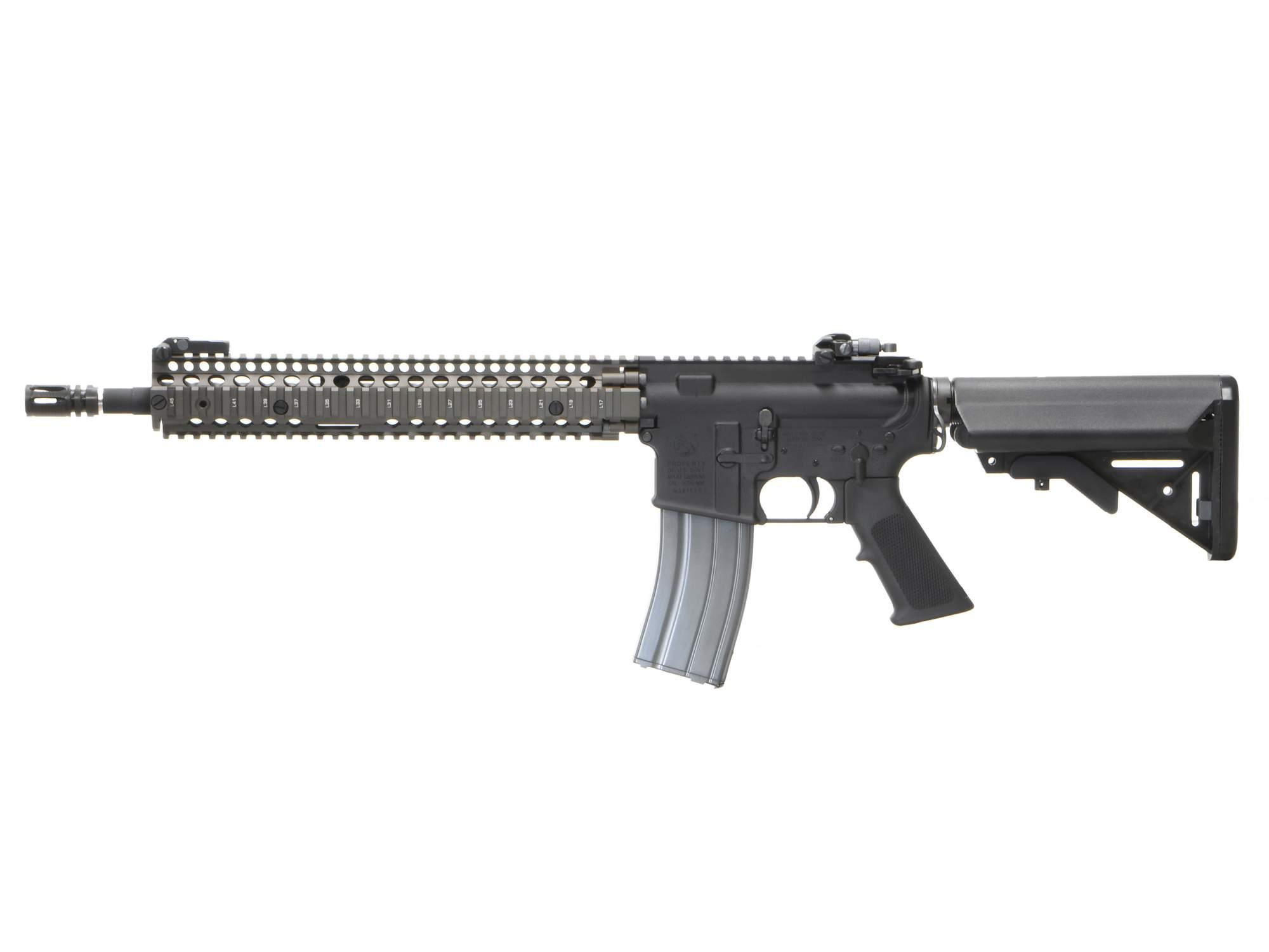 CyberGun Colt M4 RIS 14.5in GBBR V2 (JPver.)
