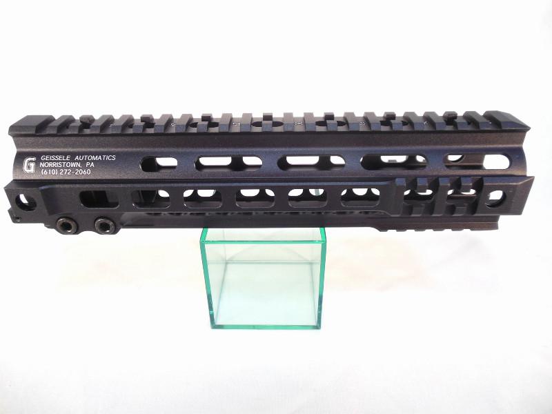 DYTAC Gスタイル SMR MK4 MOD1 9.5インチ レールシステム 各社GBB/SYSTENA PTW対応 (Dark Earth/Black)