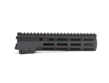 Z-Parts ハンドガード9.3インチ GHK MK16対応 (Black)