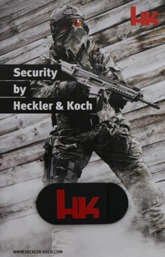 Heckler & Koch HK WEB-CAM スライドカバー