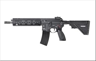 Umarex H&K HK416A5 AEG (JPver./HK Licensed)
