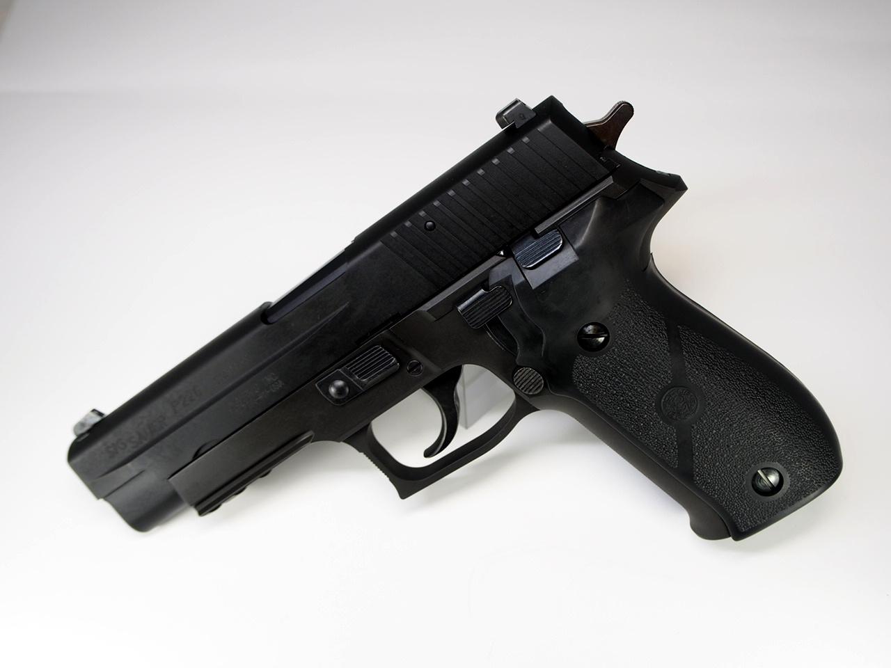 KSC P226R ヘビーウェイトモデル(System7)
