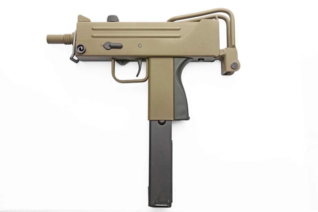 RA-TECH M11A1 (マック11) GBB スチール Ver. FDE (KSCベース)