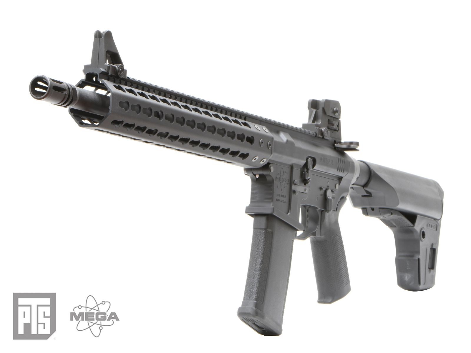 PTS MegaArms MKM AR15 14.5in GBB (JP)
