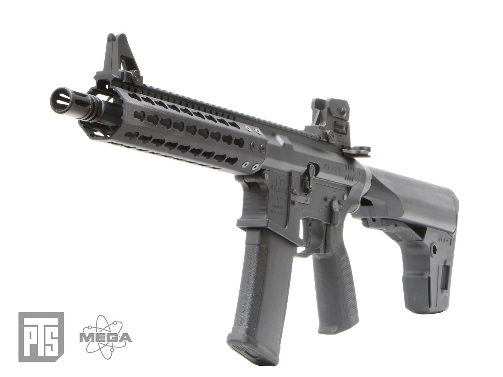 PTS MegaArms MKM AR15 CQB 10.5in GBB (JP)