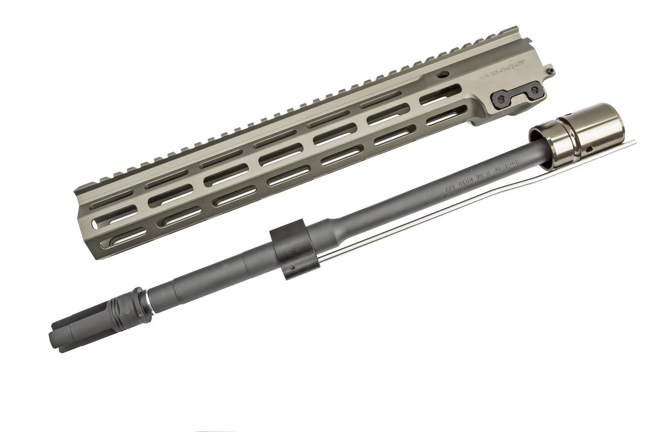 RA-TECH URGI /MK16 コンバージョンキット WE M4 GBBシリーズ用(RAG-WE--273)