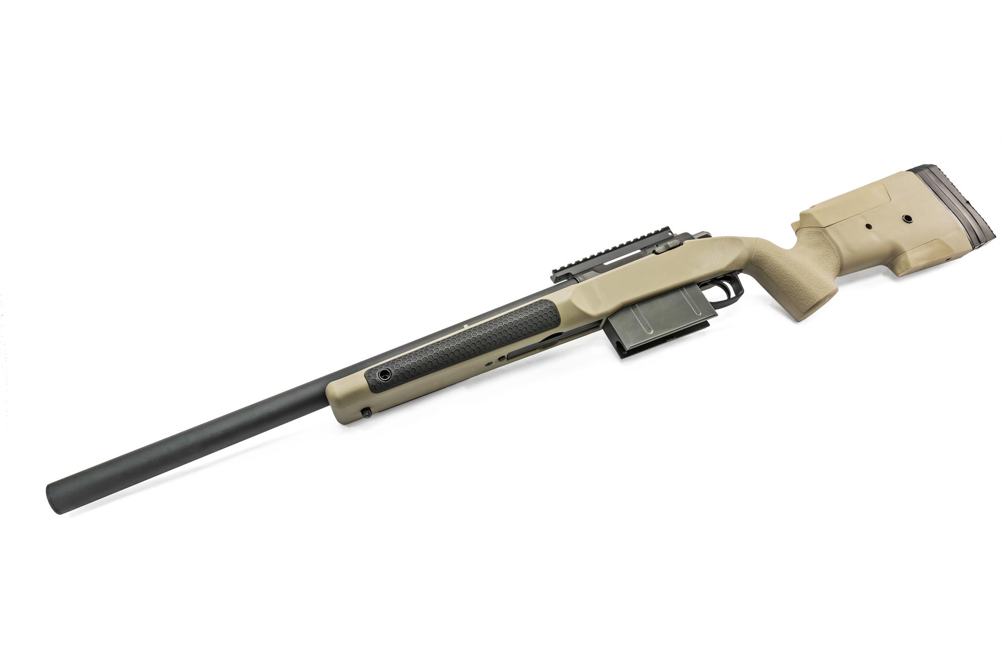 MapleLeaf-MLC 338 スナイパーライフル