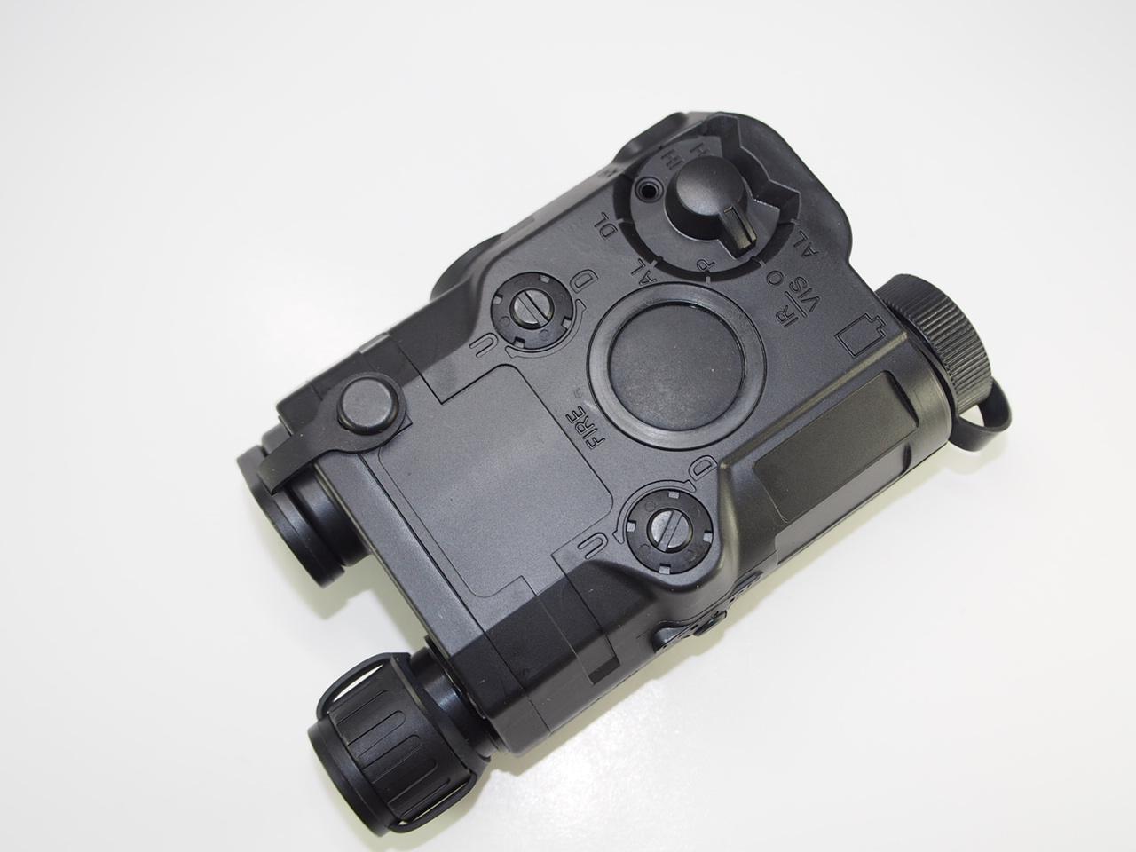 VFC PEQ-15型バッテリーケース (ケース単体) BK