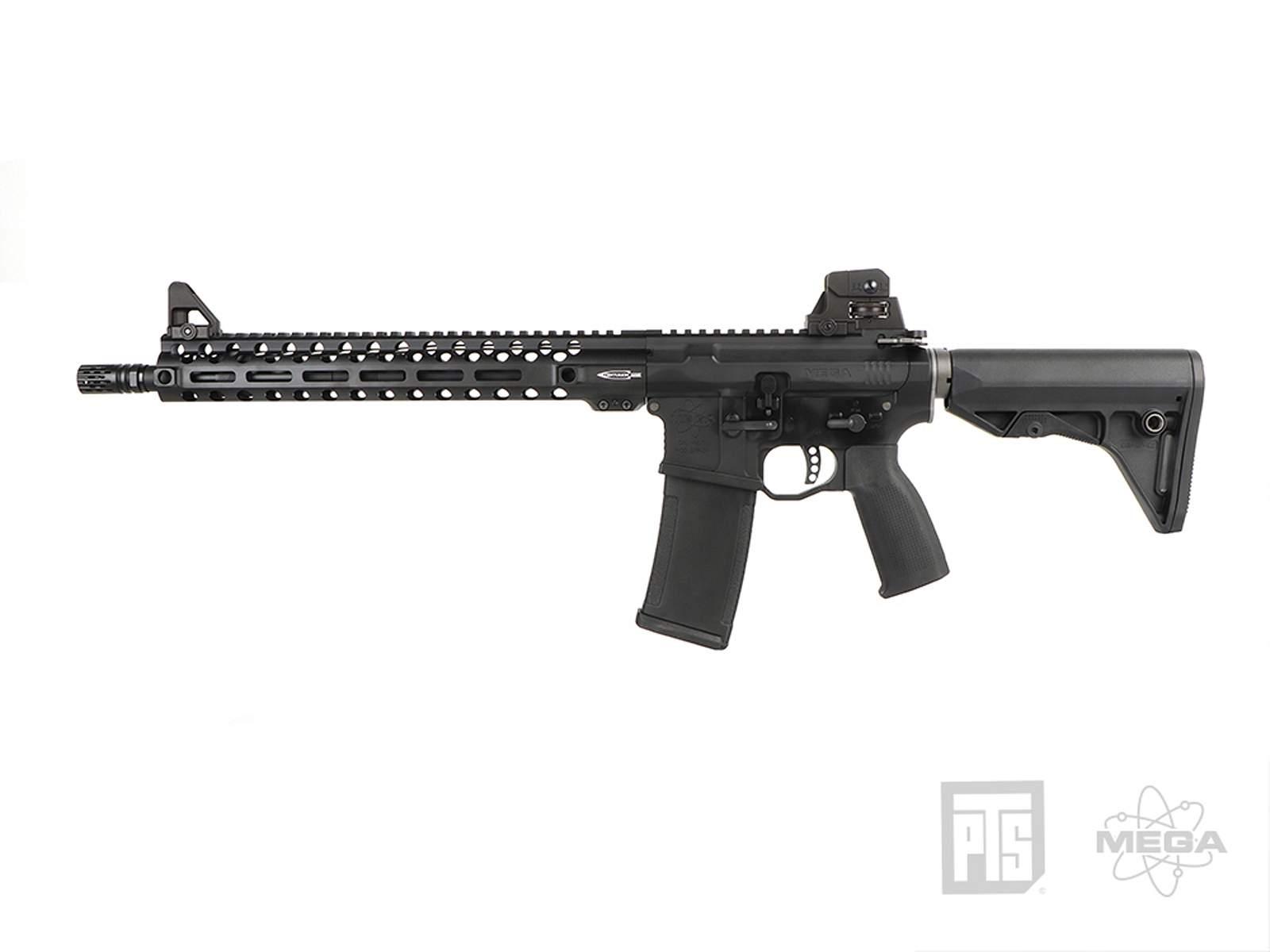 PTS MegaArms M-LOK AR15 Custom GBB (JP)