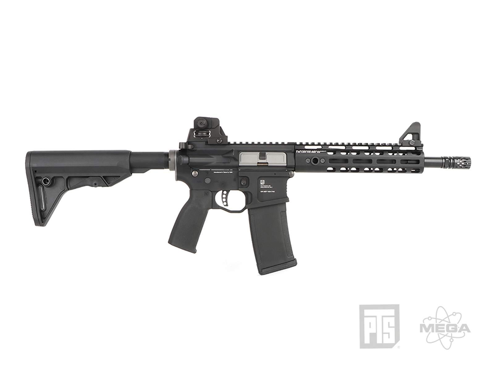 PTS MegaArms M-LOK AR15 CQB Custom GBB (JP)