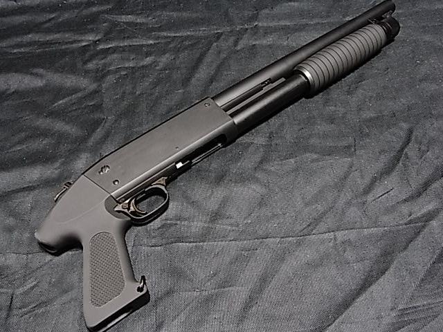 KTW イサカ M37 ポリス
