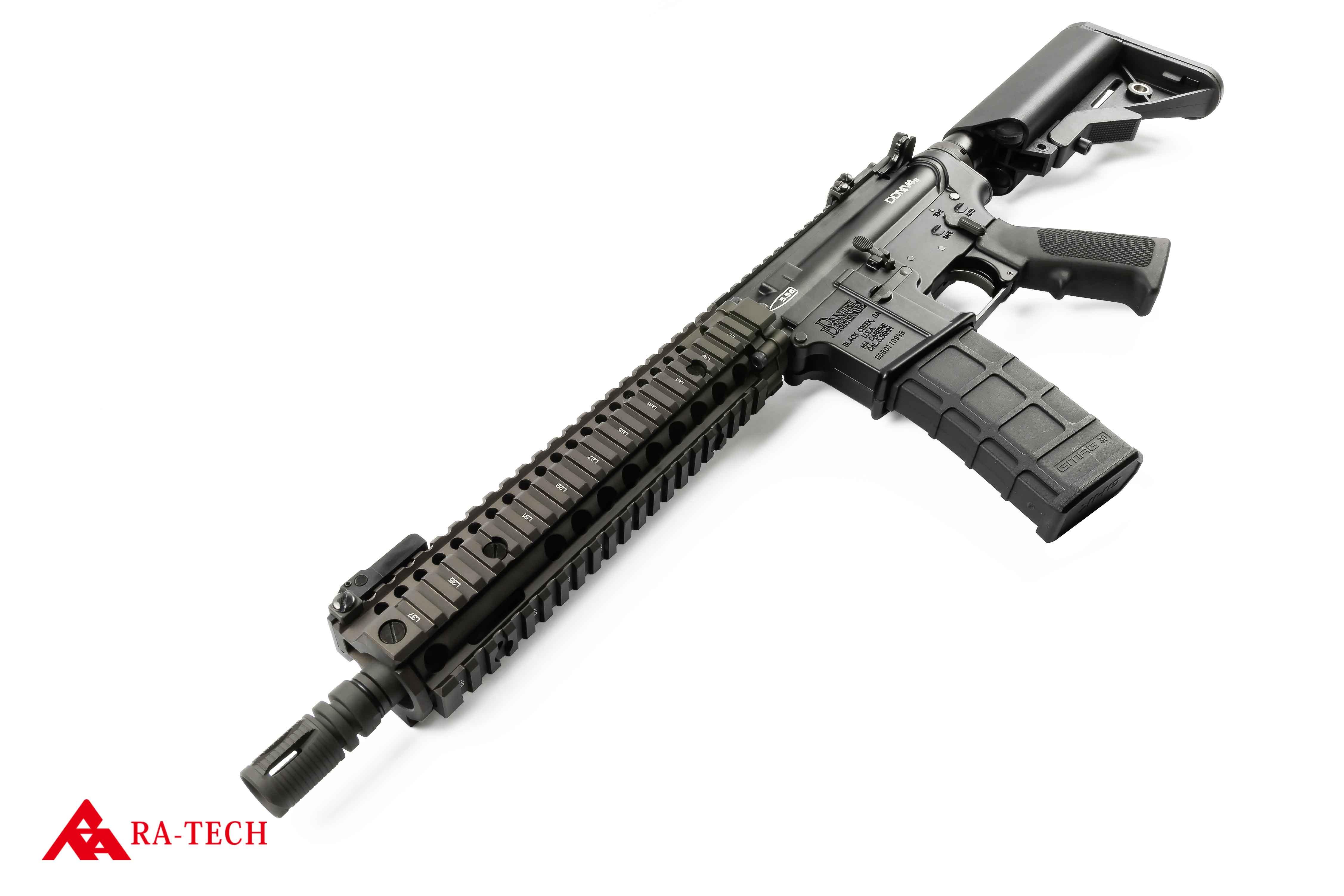 【LV1カスタム】 GHK MK18 Mod.1 GBB 鍛造レシーバーバージョン