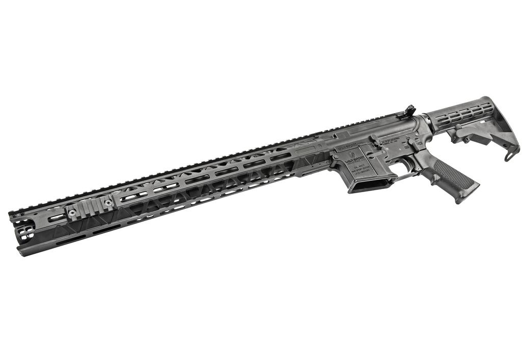 【LV3カスタム】 WE M4 C.W.S type GBB (鍛造レシーバーVer.)