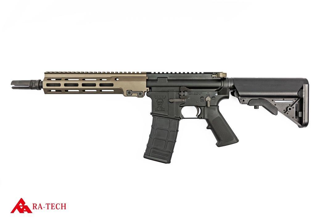 """【LV3カスタム】 GHK URGI /MK16 初速調整機能付 ガスブローバック ライフル 10.3"""" (GHK system)"""