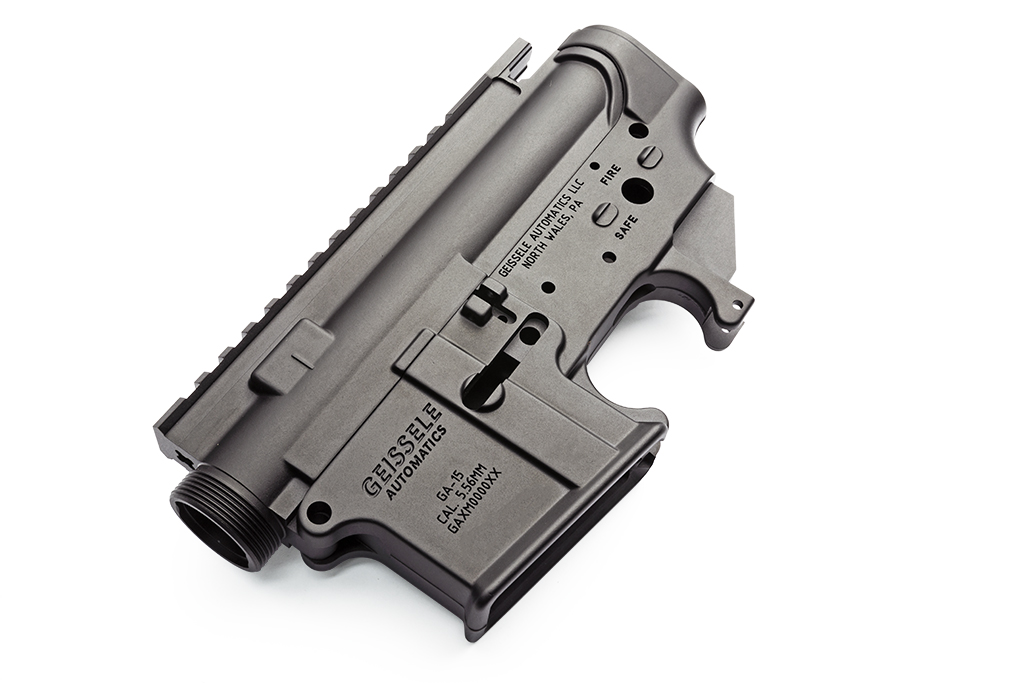 RA-TECH 鍛造 7075アルミレシーバーセット GHK M4 GBB用(URGI/MK16 Ver.)(RAG-GHK--036)