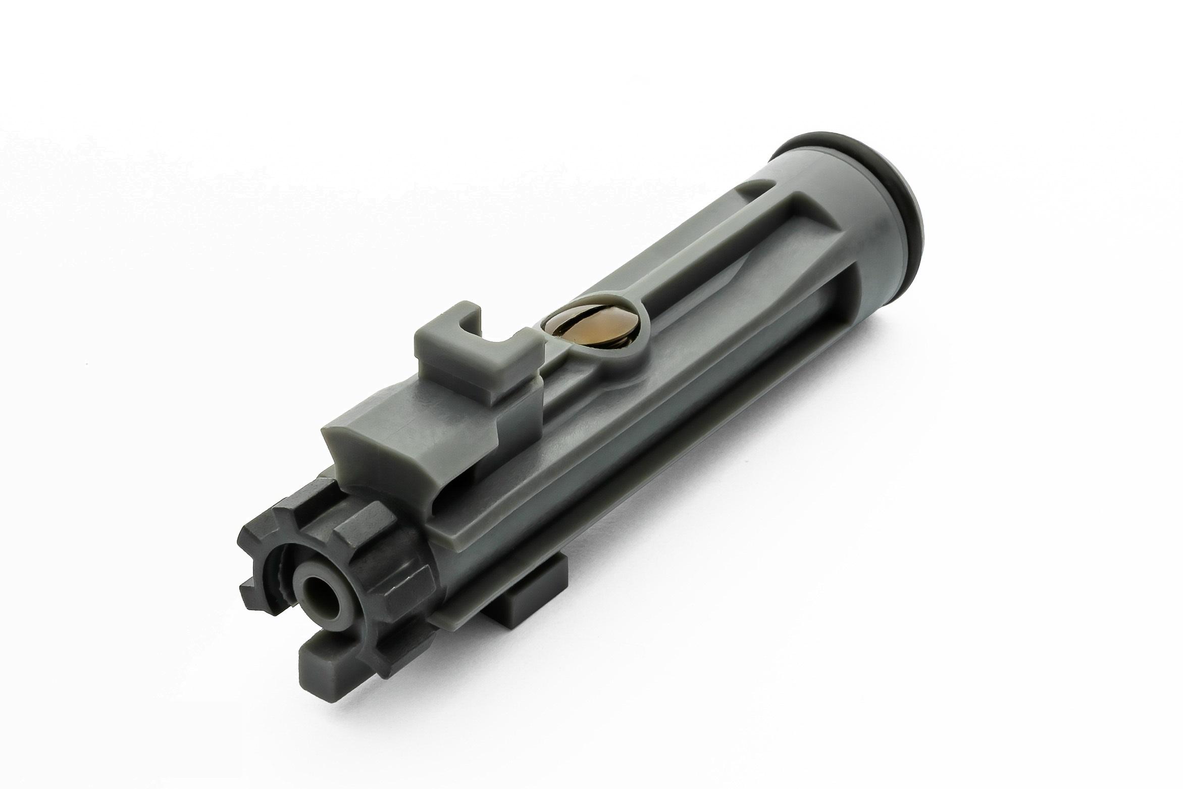 RA-TECH マグネティックロックNPAS内蔵 強化樹脂ローディングノズルセット GHK M4 GBB対応