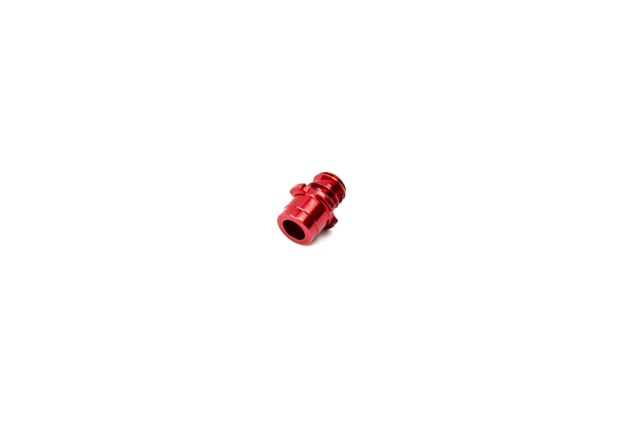 RA-TECH CNCアルミインターチェンジブルノズルセット対応 スペアノズルチップ