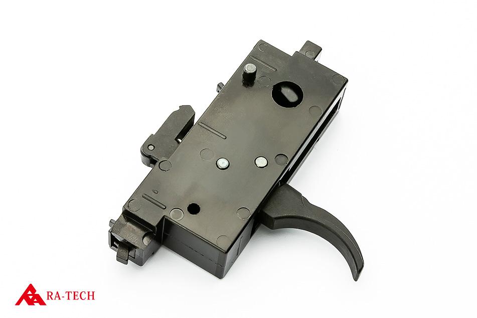 RA-TECH コンプリートトリガーBOXセット (キャストスチール) WE SCAR-L 用(RAG-WE--297)