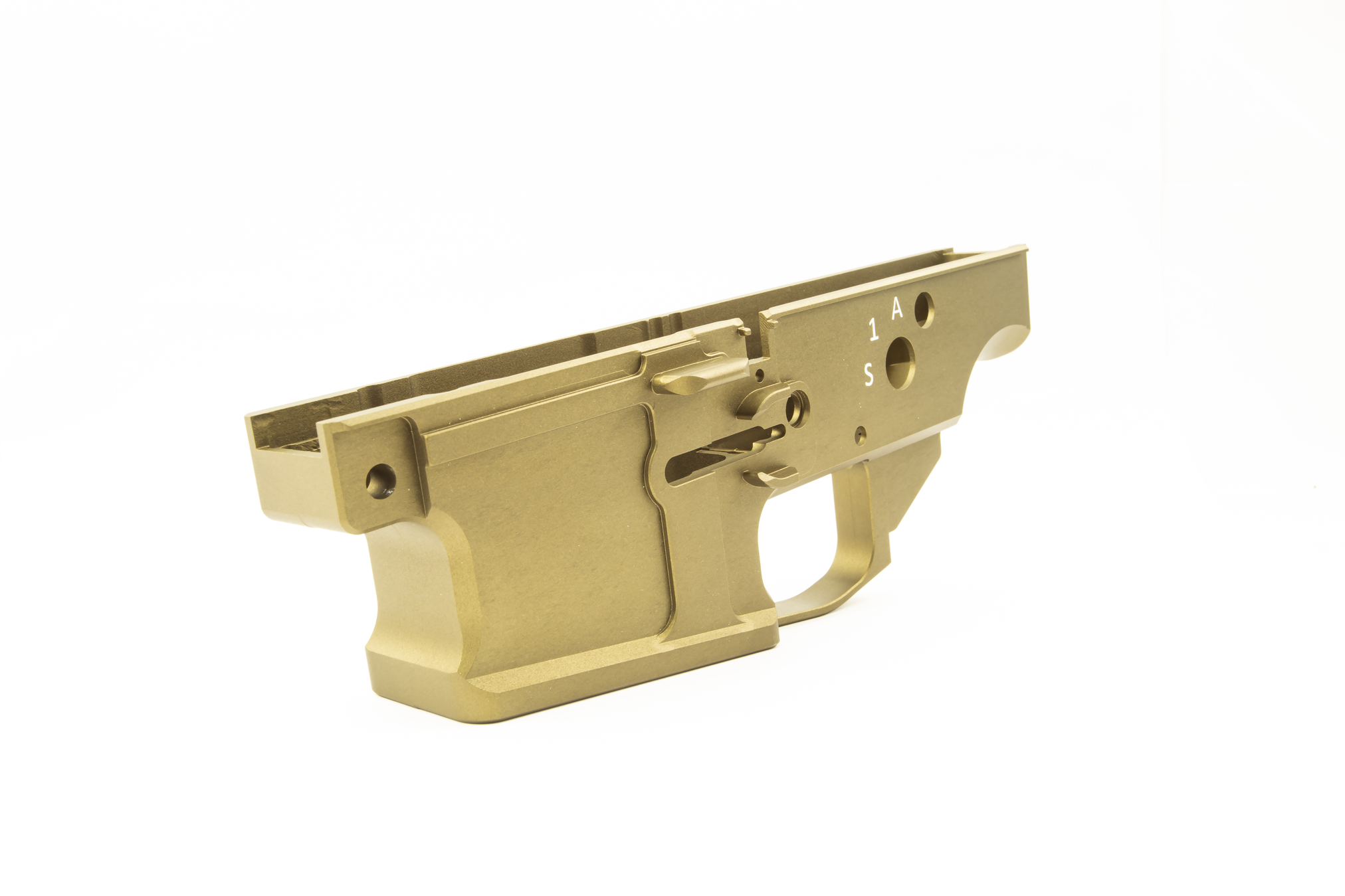 RENEGADE CNC Aluminum 7075 Lower Receiver for VFC SCAR H GBB