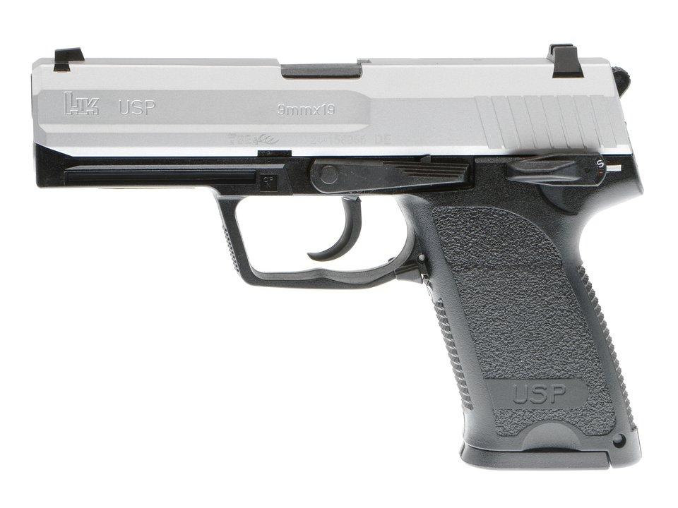 Umarex/VFC H&K USP 9mm GBBピストル CerakoteLimited (SV)