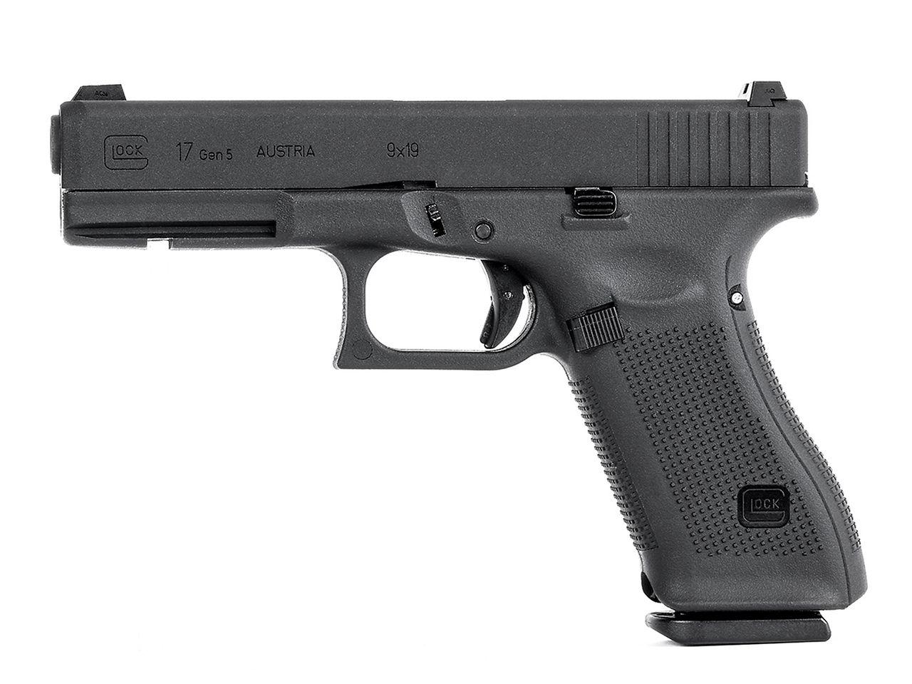 Umarex GlockAirsoft G17 Gen.5 GBBハンドガン (BK) [2.6457-UXA]