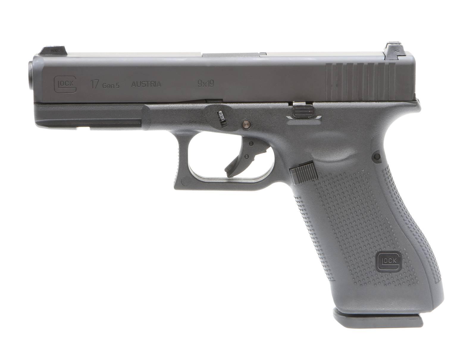 Umarex GlockAirsoft G17 Gen.5 GBBハンドガン (BK) [Cerakote Limited]