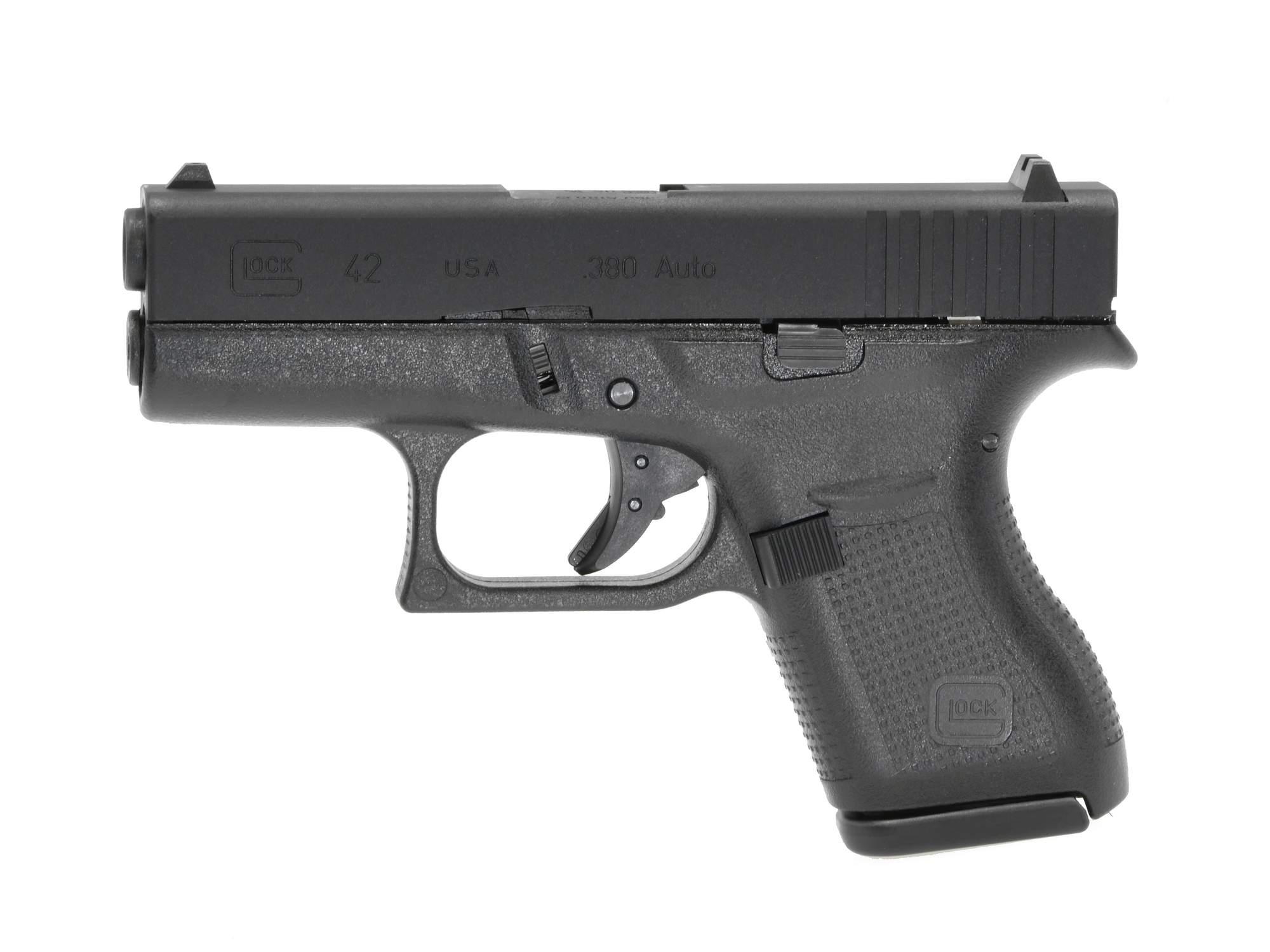 VFC/Umarex GlockAirsoft G42 Gen.4 GBBハンドガン (BK) [2.6410-UXA]