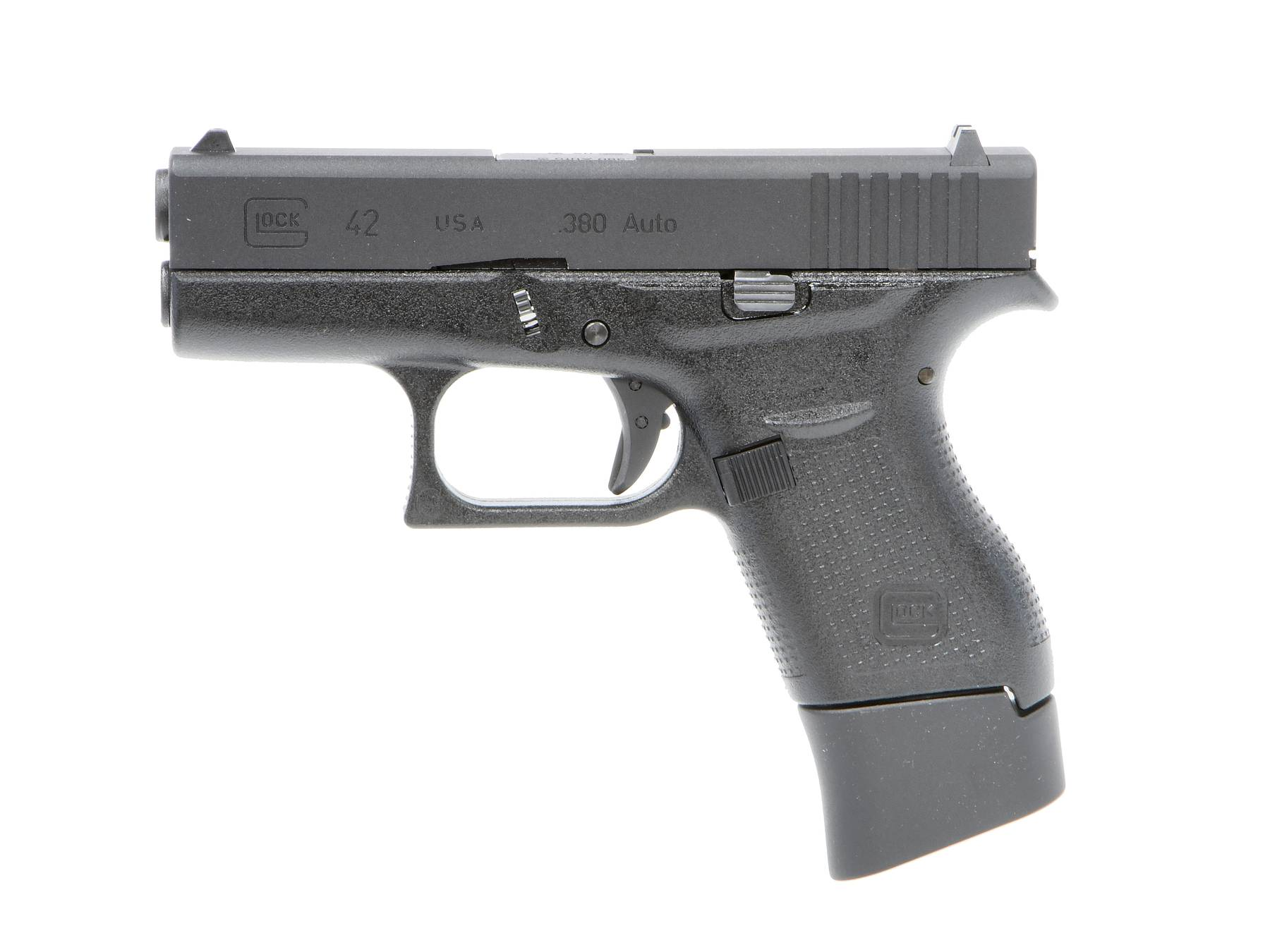 Umarex GlockAirsoft G42 Gen.4 GBBハンドガン (BK) [2.6410-UXA]