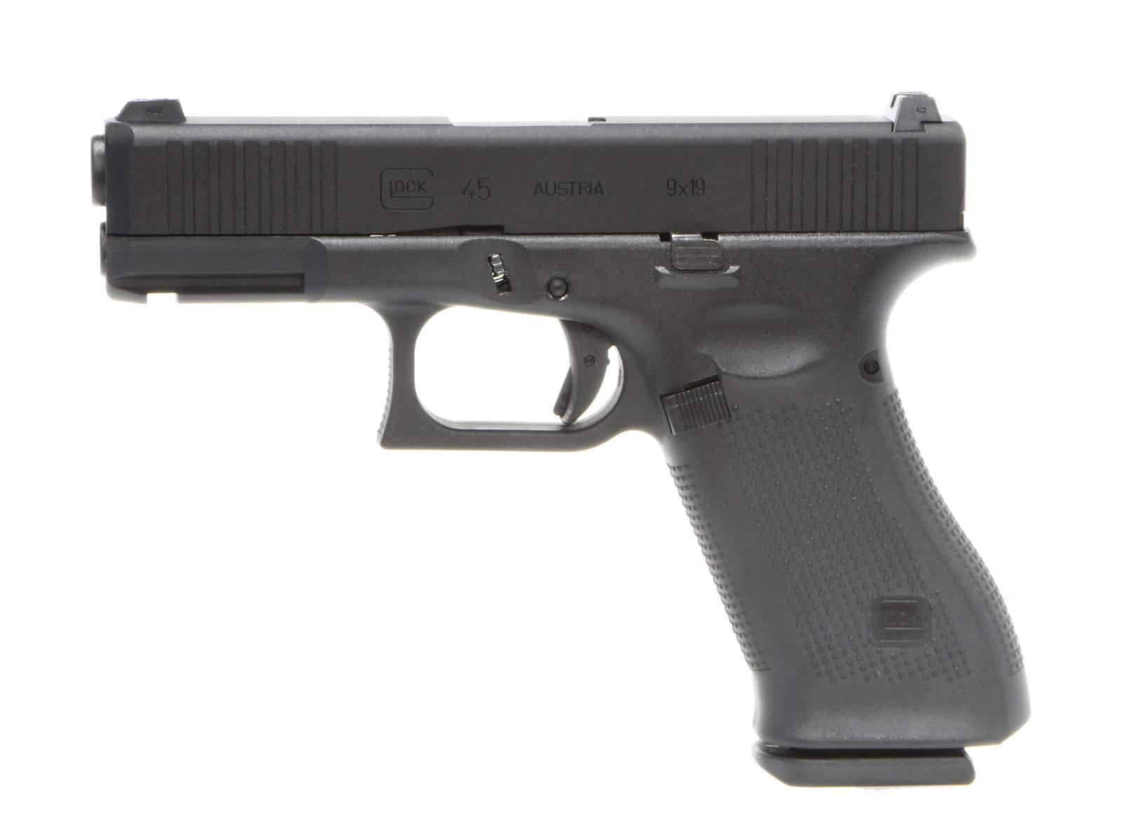 VFC/Umarex GlockAirsoft G45 GBBハンドガン (BK) [2.6470-UXA]
