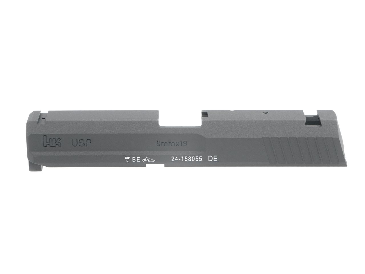 Umarex USPパーツ 01-1スライド/リアル刻印(VGC6URV940)
