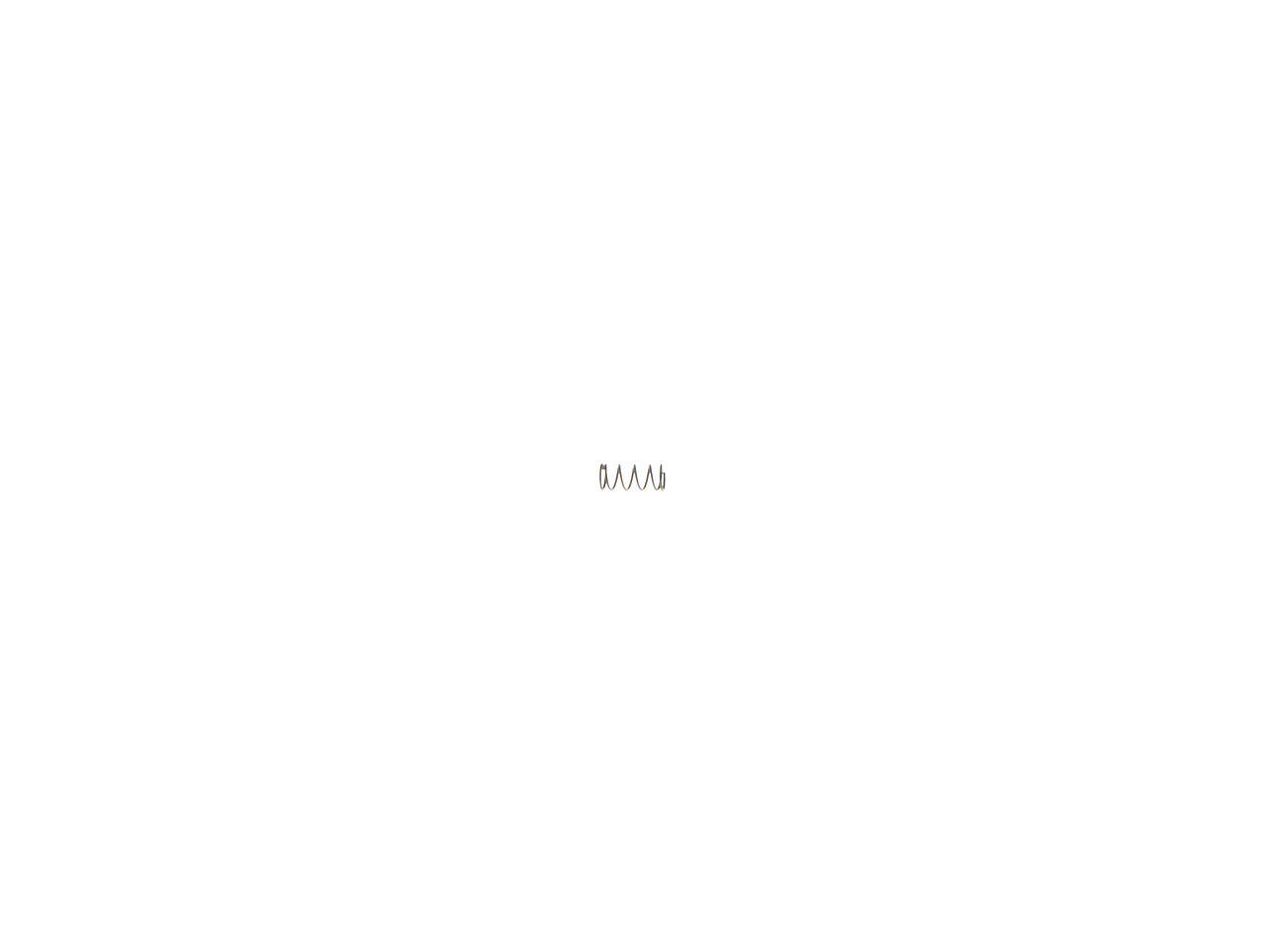 Umarex HK VP9パーツ/03-28 スライドストップスプリング  [VGCCSPG002]