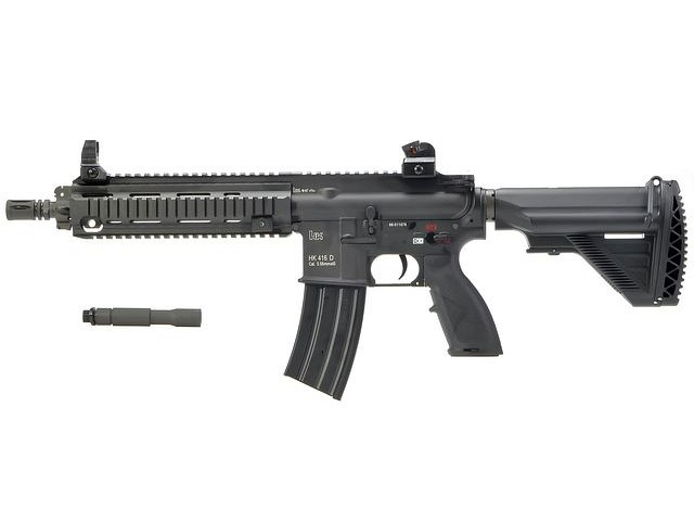 VFC/Umarex HK416 V2 AEG (JPver./HK Licensed)