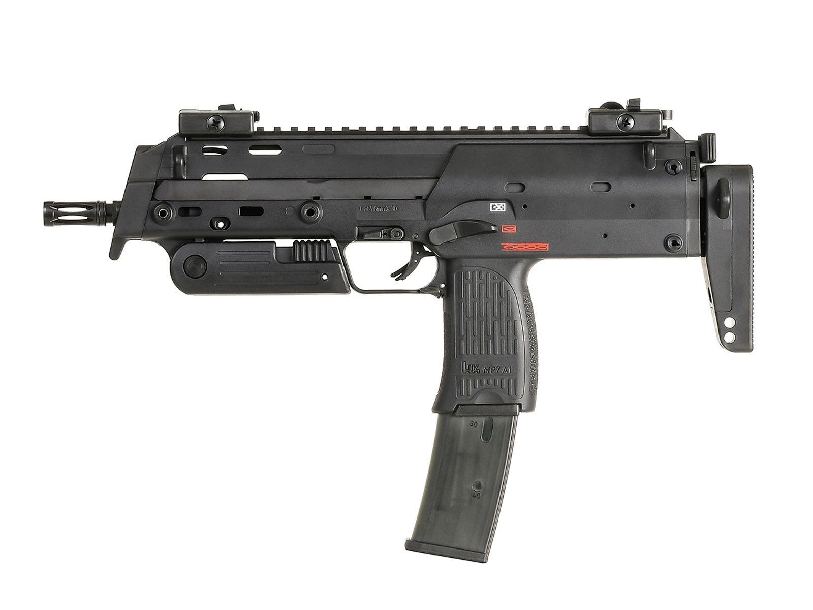 Umarex/VFC H&K MP7A1 NewGenerationAEG (JPver./HK Licensed)