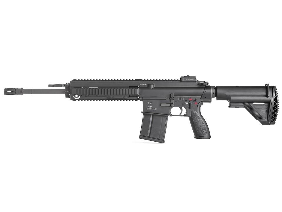 VFC/Umarex HK417 GRS 16in GBBR (JPver./HK Licensed)