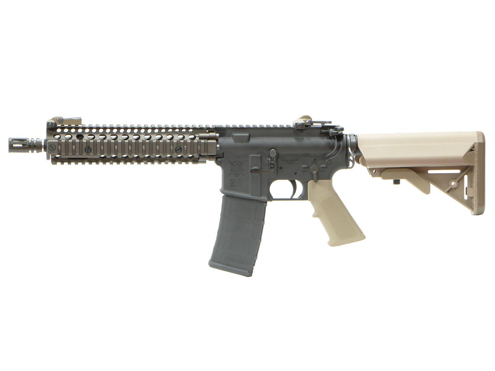 VFC VR16 CQB2 GBBR (TAN)