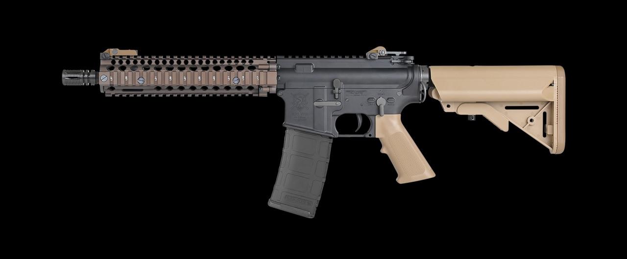 VFC Colt M4 RIS2 AEG (JPver./COLT&DD Licensed) TAN