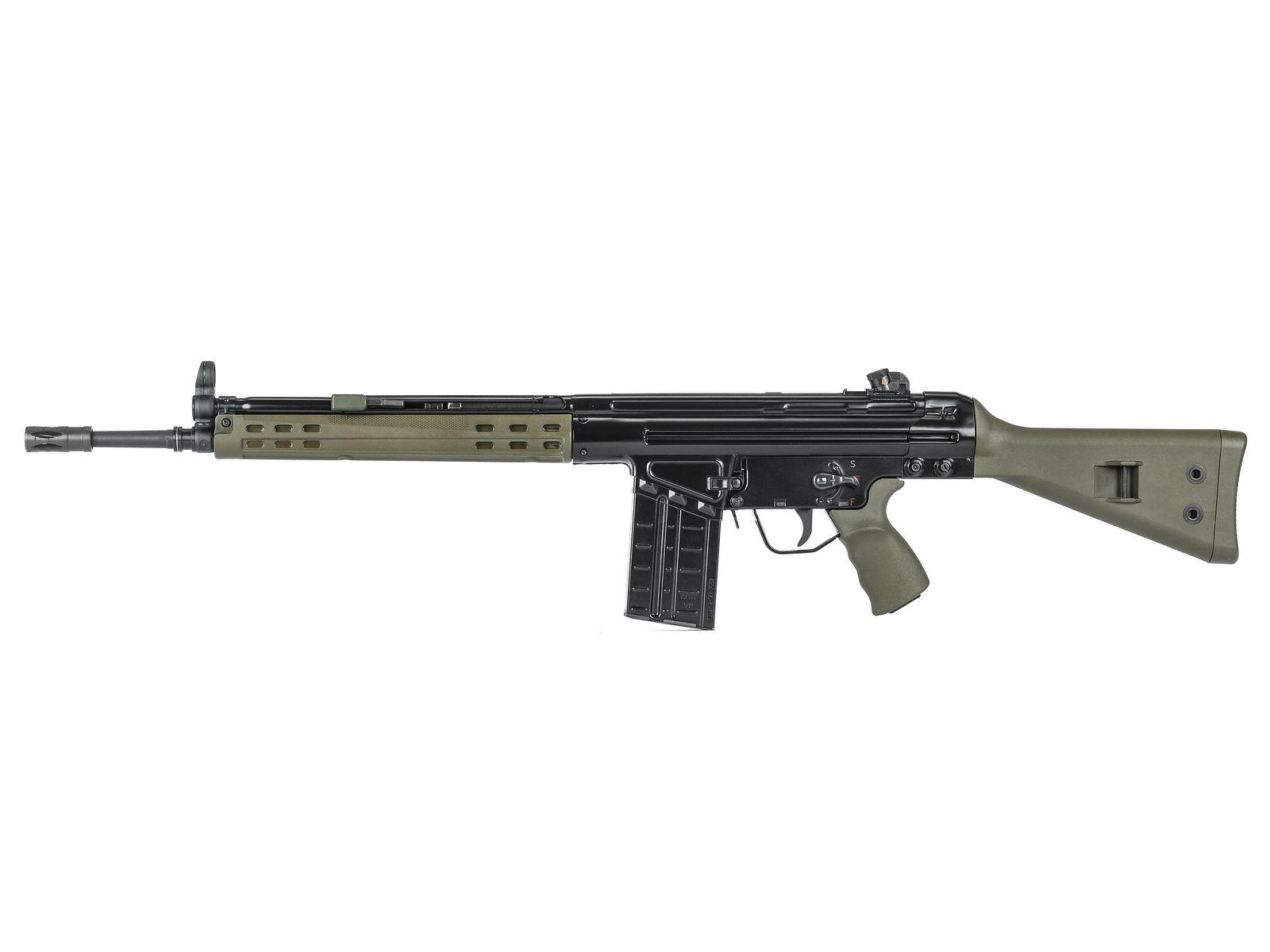 VFC/Umarex HK G3A3 GBBR(JPver./HK Licensed)
